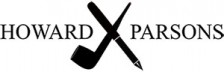 Howard Parsons' author logo